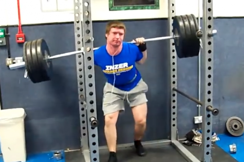 squat fail image
